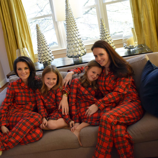 HOLIDAY PAJAMAS – FAMILY EDITION!!