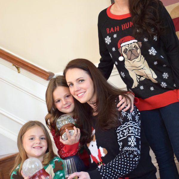 Ugly Christmas Sweaters For The Whole Family