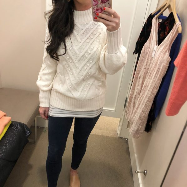 My Favorite Cozy Turtleneck Sweater is ON SALE!