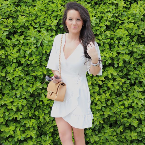 Perfect Little White Dress – LWD