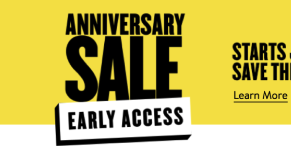 Nordstrom Anniversary Sale!!!